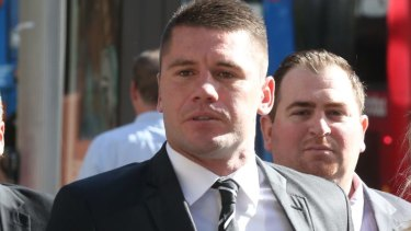 Shaun Kenny-Dowall has been found not guilty on all charges.