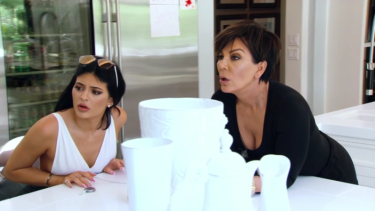 With mother Kris Jenner serving as executive producer, the family is in control of their story.