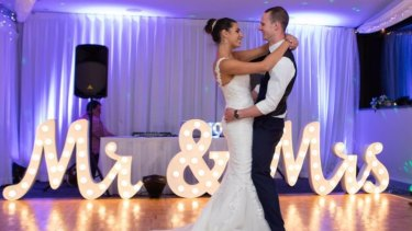 Chase and Kelly Clarke had been celebrating their honeymoon after getting married in April.