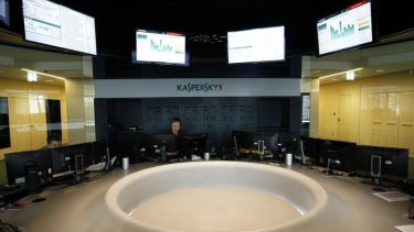 Moscow-based KAspersky Lab is one of the biggest antivirus companies in the world.
