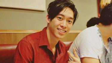 University student Jamie Gao.