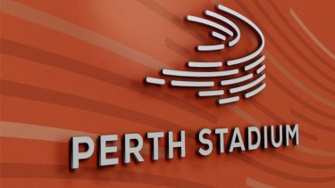 The new Perth Stadium is expected to be opened at the start of early 2018.