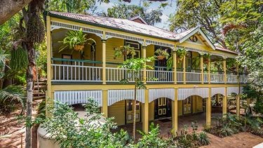 Kevin Rudd and Therese Rein have sold their Norman Park home.