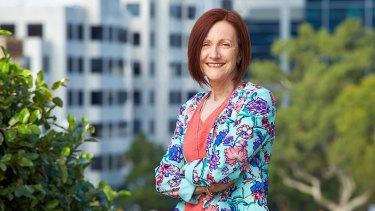 WA Greens Senator Rachel Siewert.