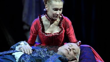 <i>The Giacomo Variations</i>, starring John Malkovich and Ingeborga Dapkunaite, was a lowlight of the 2011 Sydney Festival.