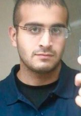 Omar Mateen who opened fire inside the crowded gay nightclub early on Sunday.