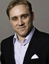Risk increased: Dmitri Alperovitch is a security adviser to corporations and governments.