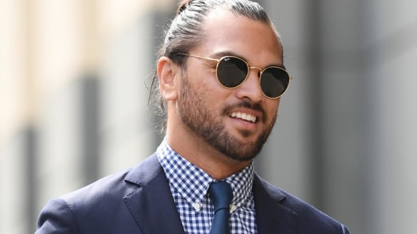 Karmichael Hunt already on UK, French shopping lists ahead of Brisbane court date
