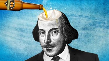 Completely Improvised Shakespeare is on at the 2016 Melbourne Fringe Festival.