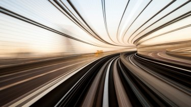 Many doubt a high-speed rail link between Melbourne and Sydney can be justified.