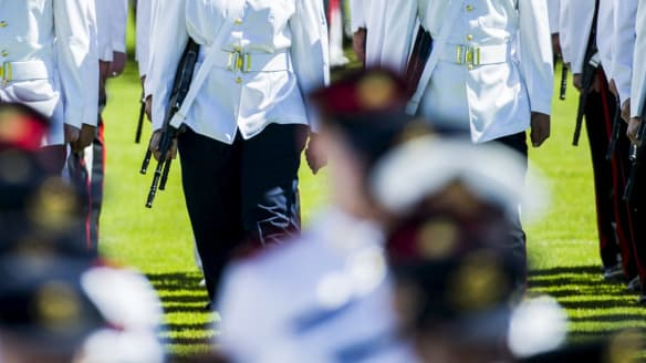 Student refuses to withdraw allegations against ADFA cadet accused of rape