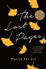 The Lost Pages by Marija Pericic.