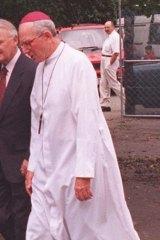 Bishop Bede Heather in 1996