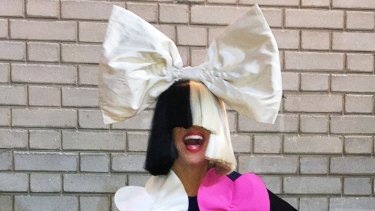 Sia – happy with the songs others have discarded.