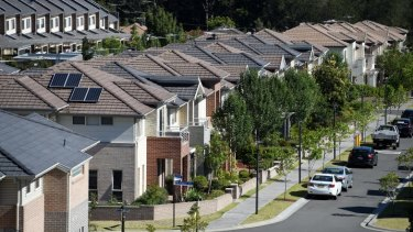 Australia has one of the lowest rates of home ownership among OECD countries, according to a new report.