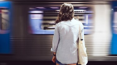 Public transport is one of the biggest areas of safety concern for girls and women.