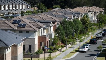 Housing affordability is an increasing problem in Australia's urban centres.
