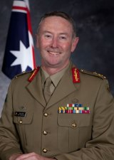 Major-General Jeff Sengelman, the head of Special Operations Command.