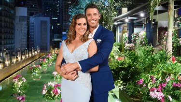 """Bachelorette Georgia Love with her """"forever person"""", plumber Lee Elliott, but do we care?"""