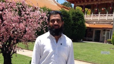 'I generally believe that you and many other Australian do respect all religions' ... Hafeez Ahmed Bhatti.