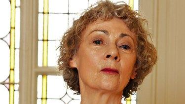 Geraldine McEwan as Agatha Christie's Miss Marple.