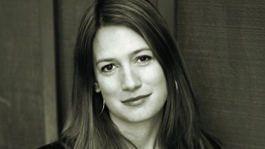 Gillian Flynn, author of <i>Gone Girl</i>.