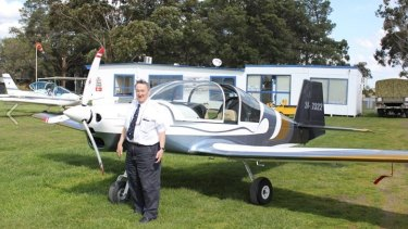 Terry Otway, the instructor who died in the crash near Lancefield had more than 20,000 flying hours experience.