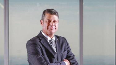 Former Victorian premier and chairman of Cbus Super Steve Bracks.