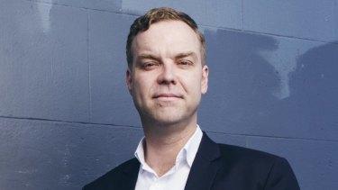 Seeking a motion in Parliament: Greens MP Jamie Parker.