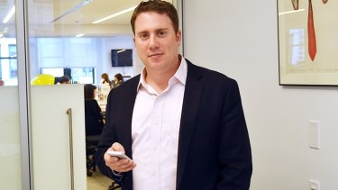 BuzzFeed News editor-in-chief Ben Smith.