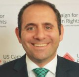 Dr Yousef Munayyer, executive director of the US Campaign for Palestinian Rights.