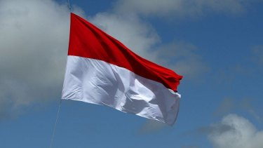 Dozens of people were buried by a landslide triggered by heavy rain on Indonesia's Java island on Saturday.