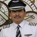 Iriyanto, captain of the missing AirAsia flight: