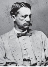 """Confederate Captain James Waddell was the quintessential Southern gentleman. From the book  """"Australian Confederates"""" (Penguin)."""