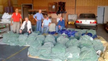 Rotary Club of Mill Point is distributing thousands of surplus mining sector linen to charities in Perth and beyond.