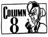 """The original """"Granny"""" logo for Column 8."""