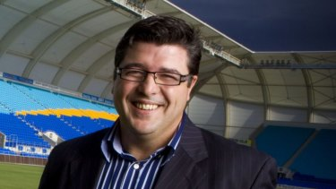 A charity headed by former Titans boss Michael was reportedly raided by the AFP this week.