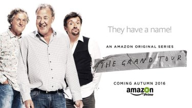 Meanwhile, <i>Top Gear</i>'s old hosts are gearing up for their new Amazon show.