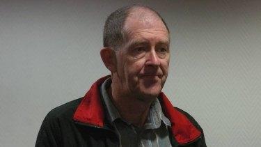 Bernard McGrath.