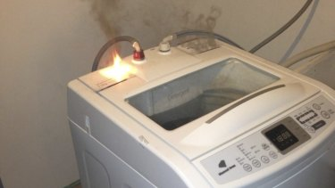 Six Samsung top loader washing machine models are subject to a mandatory recall.