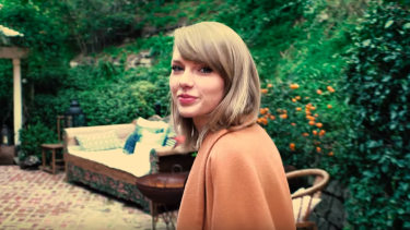 Taylor Swift took <i>Vogue</i> on a tour of her Beverly Hills home.