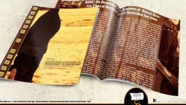 An image of the magazine.