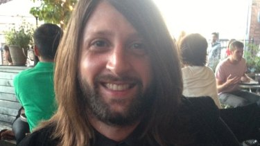 Nick Alexander, 36, died in the attack at the Bataclan.