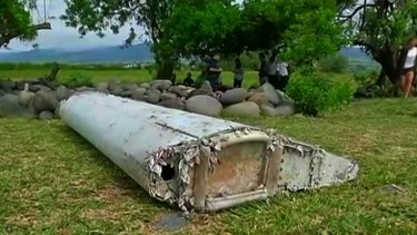 The debris that washed up on Reunion Island was a flaperon from one of MH370s wings. Despite this, should Australia continue to fund the search?