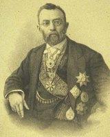 Mentor and rival: Baron Ferdinand von Mueller.