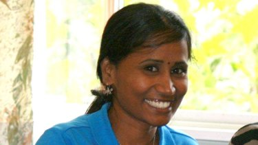 Sri Lankan refugee Ranjini has been released from detention
