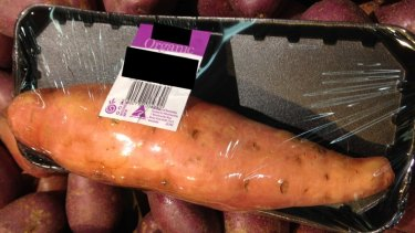 """""""It's socially irresponsible. This level of convenience is not [necessary]:"""" Jeff Angel says the plastic packaging of vegetables has gone too far."""