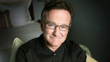 Robin Williams's death occupied the minds and conversations of Facebook users in 2014.
