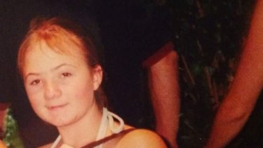 Karlie Pearce-Stevenson, whose body was found dumped in the Belanglo State Forest in 2010.