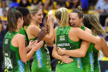 """This week's Super Netball fixtures have been thrown into chaos and drama after the West Coast Fever claim the Melbourne Vixens """"refused"""" to get onto a flight to Perth for their round eight clash."""